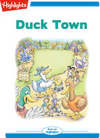 Duck Town - Joy Cowley