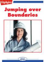 Flashbacks: Jumping Over Boundaries - Linda Alvarado