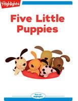Five Little Puppies - Sharon Chriscoe