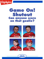 Game On!: Shutout - Rich Wallace