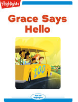Grace Says Hello - Marianne Mitchell