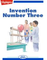 Invention Number Three - Jeanne DuPrau