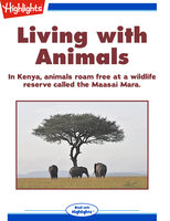 Living with Animals - Mary Bowman-Kruhm