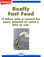 Really Fast Food - Sue Smith-Heavenrich