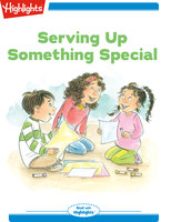 Serving Up Something Special - Lissa Rovetch