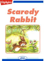 Scaredy Rabbit: An East Indian Folktale - Marilyn Bolchunos