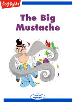 The Big Mustache - Pam Miller