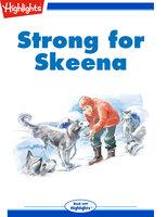 Strong for Skeena - Julie Tozier