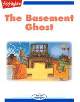 The Basement Ghost - Barbara Kanninen