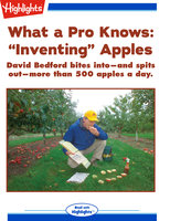 "What a Pro Knows: ""Inventing Apples"" - Sara Matson"