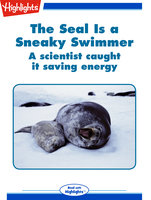 The Seal is a Sneaky Swimmer - Jack Myers
