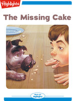 The Missing Cake - Sharon Landeen