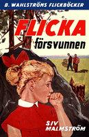 Flicka försvunnen - Siv Malmström