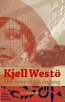 Der hvor vi gik engang - Kjell Westö
