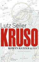 Kruso - Lutz Seiler