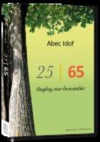 25/65 - DAGBOG OVER LIVSVÆRDIER - Abec Idof