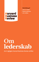 Om lederskab - Harvard Business Review