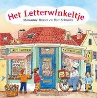 Het Letterwinkeltje - Marianne Busser