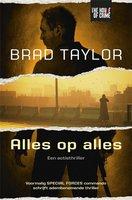 Alles op alles - Brad Taylor