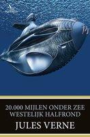 20.000 mijlen onder zee – westelijk halfrond - Jules Verne