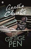 De giftige pen - Agatha Christie