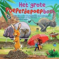 Het grote poeperdepoepboek - Marianne Busser,Ron Schröder