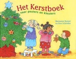 Het Kerstboek voor peuters en kleuters - Marianne Busser