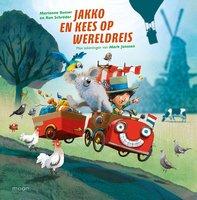 Jakko en Kees op wereldreis - Marianne Busser,Ron Schröder