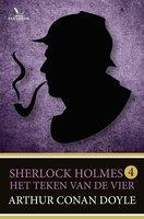 Het teken van de vier - Arthur Conan Doyle