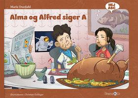 Alma og Alfred siger A - Marie Duedahl