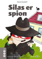 Silas er spion - Marie Duedahl