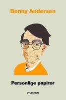 Personlige papirer - Benny Andersen