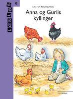 Anna og Gurlis kyllinger - Kirsten Koch Jensen