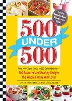 500 Under 500 - Nicole Cormier, Lynette Rohrer Shirk
