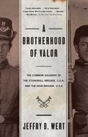 A Brotherhood Of Valor: The Common Soldiers Of The Stonewall Brigade CSA And The Iron Brigade USA - Jeffry D. Wert