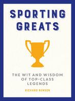 Sporting Greats - Richard Benson
