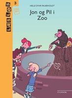 Jon og Pil i Zoo - Helle Dyhr Fauerholdt