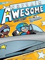 Captain Awesome Takes Flight - Stan Kirby