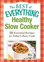 Healthy Slow Cooker - Adams Media