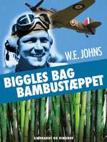 Biggles bag bambustæppet - W.E. Johns