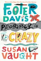 Footer Davis Probably Is Crazy - Susan Vaught