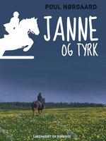 Janne og tyrk - Poul Nørgaard