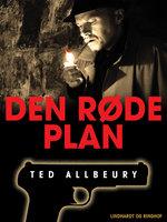 Den røde plan - Ted Allbeury