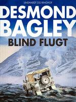 Blind flugt - Desmond Bagley