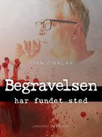 Begravelsen har fundet sted - Finn Zinklar