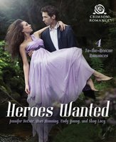 Heroes Wanted: 4 To-the-Rescue Romances - Jennifer DeCuir,Shay Lacy,Mari Manning,Cody Young