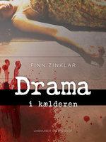 Drama i kælderen - Finn Zinklar