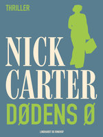 Dødens ø - Nick Carter