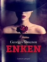 Enken - Georges Simenon