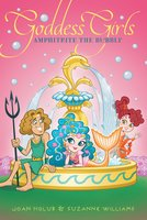 Amphitrite the Bubbly - Joan Holub,Suzanne Williams